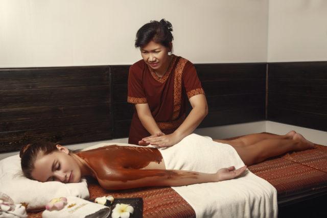 Oil-massage (масляный массаж)